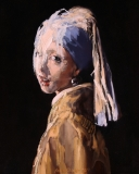 3.-Girl-with-a-Pearl-Earring-by-Rembrandt-50x60cm.-oil-on-canvas-2019
