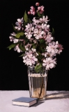 5.-Branch-of-apple-blossom-25x40cm.-oil-on-copper-2020
