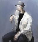 1.-Serg-105x95cm-oil-colour-pencils-on-canvas-2013