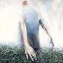 1.-To-Touch-The-Grass-3-120x120cm.-oil-on-canvas-2009